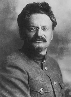 photographs of Trotsky from the 1920s