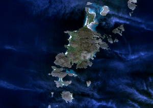 Barra Satellite Photo