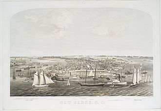 New Berne North Carolina 1864