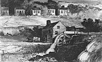 Schenck Mill Lincolnton North Carolina 1813