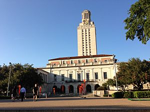 UT Tower - Main Building