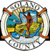Official seal of Solano County, California