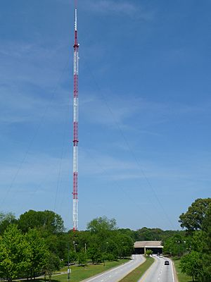 WSB-TV tower