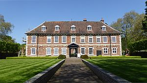 Hall Place in the London Borough of Bexley