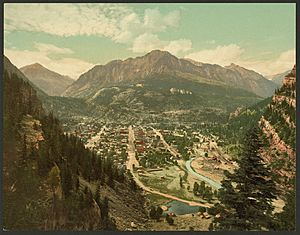 Ouray, Colorado-LCCN2008678205