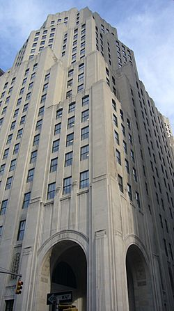 Metropolitan Life North Building, Manhattan, New York City.jpg