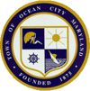 Official seal of Ocean City, Maryland