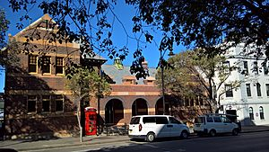 Old Coroner's Court Building, 102-104 George Street, The Rocks, NSW.jpg