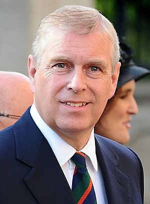 Prince Andrew Duke Of York Facts For Kids