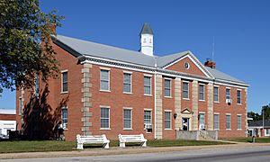 Schuyler County Missouri Courthouse 20151003-028