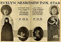 Evelyn Nesbit Facts for Kids
