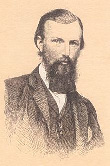 William John Wills,lithography
