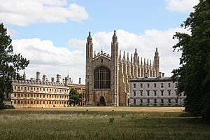 Kings College Chapel, Cambridge, July 2010 (01)
