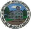 Official seal of Boylston, Massachusetts