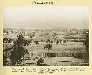 StateLibQld 1 236915 Toowoomba and Drayton prior to 1887