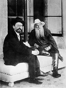 Tolstoy and chekhov