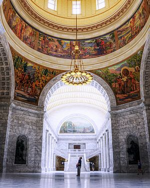 ユタ州会議事堂大広間 The Rotunda of Utah State Capitol (8255638033)