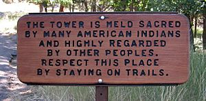 2003-08-16 Devils Tower advisory