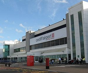 Cardiff Airport (Oct 2010)