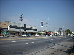 Cross Bay Boulevard (Howard Beach)