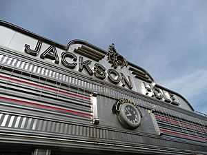 Jackson Hole Diner, Englewood, New Jersey
