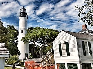 Key lighthouse