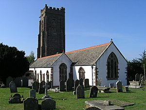 St Decuman church, Watchet