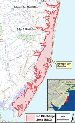 Barnegat Bay No Discharge Zone