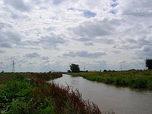 River Hull at Wawne