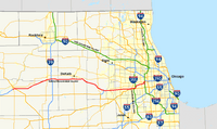 Ronald-Reagan-Toll-(IL)-map