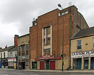 The Caxton Theatre and Arts Centre, Grimsby - geograph.org.uk - 532478