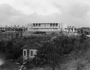 Turkey. Ankara. Palace of Atatürk 1935