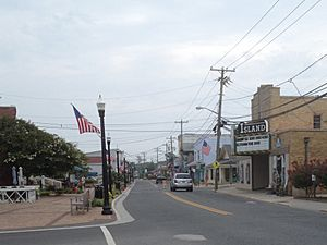 Downtown Chincoteague