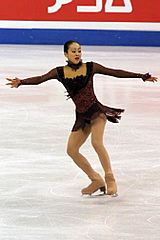 Mao Asada 2009 World Championships