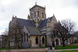 St. James' Church, Grimsby