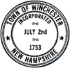 Official seal of Winchester, New Hampshire