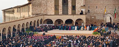 World-Day-of-Prayer-for-Peace Assisi 2011