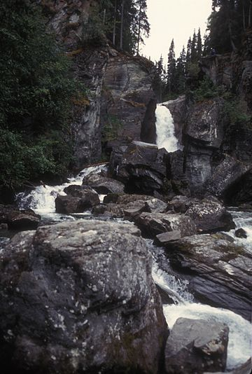 LIBERTY FALLS STATE RECREATIONAL AREA
