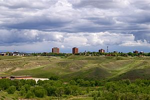 Lethbridge skyline 2