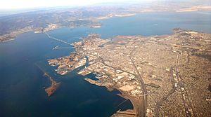 Richmond-California-aerial