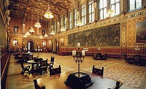 Royal Gallery, Palace of Westminster