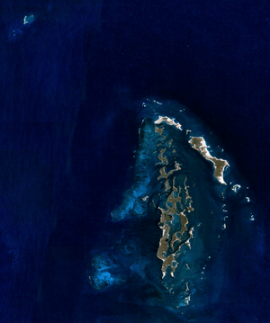 Tryal Rocks and Montebello Islands