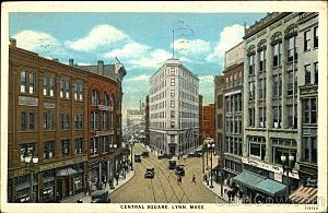 Lynn Central Square Historical Photo