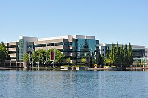 Nike Headquarters Oregon
