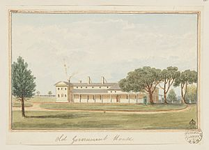 Old Government House, Sydney