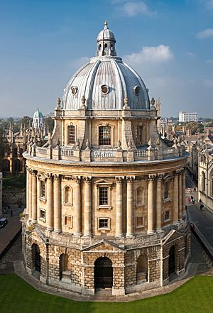Radcliffe Camera, Oxford - Oct 2006