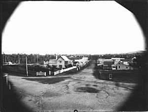 StateLibQld 1 14070 Main Street in Beenleigh, Queensland, ca. 1893