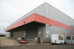 Birmingham Museums Collection Centre, Nechells - geograph.org.uk - 268921.jpg