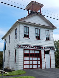 Old Brockton Fire Co.