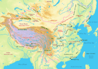 north china plain on map North China Plain Facts For Kids north china plain on map